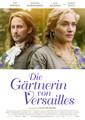 Plakat Film Die Gärtnerin von Versailles